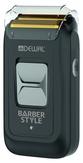 Dewal  Шейвер для обработки контуров и бороды BarberStyle, аккум/сет, 9500об/мин, 5W, 2 бр.головки 03-017