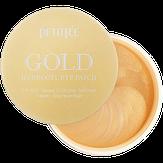 Petitfee Гидрогелевые патчи под глаза с 24-каратным коллоидным золотом 60 шт. Gold Hydrogel Eye Patch