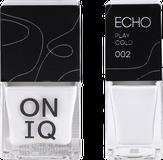 ONIQ Лак для стемпинга Echo: Play Cold