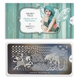 MoYou London Пластина для стемпинга Fairytale 03