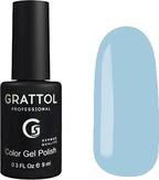 Grattol Гель-лак №113 Powder Blue