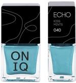 ONIQ Лак для стемпинга Echo: Kiss Mints