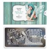 MoYou London Пластина для стемпинга Fairytale 09