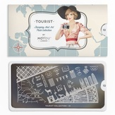 MoYou London Пластина для стемпинга Tourist 10