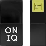 ONIQ Гель-лак для покрытия ногтей Pantone: Green Sheen