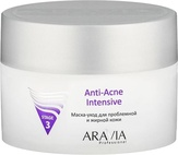 Aravia Маска-уход для проблемной и жирной кожи Anti-Acne Intensive 150 мл, 6012