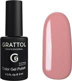 Grattol Гель-лак №050 Pink Beige