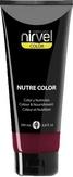 Nirvel Nutre Color Цветная гель-маска, цвет гранатовый 200 мл. 8281