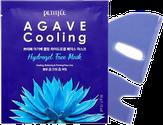 Petitfee Agave Cooling Hydrogel Face Mask Охлаждающая гидрогелевая маска с экстрактом агавы