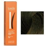 Londa Ammonia Free Интенсивное тонирование 5/71 светлый шатен коричнево-пепельный, 60 мл.