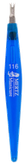 Mertz A116 Нож для кутикулы