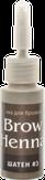 BrowXenna Хна для бровей, цвет № 103 насыщенный серо-коричневый (флакон)