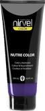 Nirvel Nutre Color Цветная гель-маска, цвет ежевика 200 мл. 6714