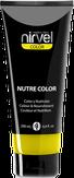 Nirvel Nutre Color Цветная гель-маска, цвет лимон 200 мл. 6711