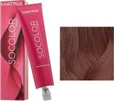 Matrix Socolor Beauty 6MR Темный блондин мокка красный