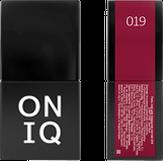 ONIQ Гель-лак для ногтей PANTONE 019, цвет Red bud OGP-019