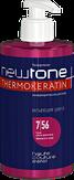 Estel Newtone Маска тонирующая для волос 7/56 Русый красно-фиолетовый 435 мл