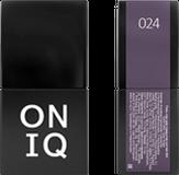 ONIQ Гель-лак для ногтей PANTONE 024, цвет Gray ridge OGP-024