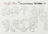 Lucky Rose Слайдер-дизайн 3D Slider-3