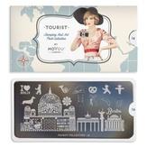 MoYou London Пластина для стемпинга Tourist 16