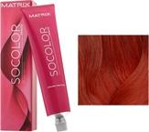 Matrix Socolor Beauty 5RR+  Светлый шатен глубокий красный