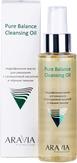 Aravia Гидрофильное масло для умывания с салициловой кислотой и чёрным тмином Pure Balance Cleansing Oil 110 мл.