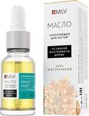 """MILV Укрепляющее масло для ногтей со смолой мастикового дерева """"Natural Oil"""" 15 мл."""