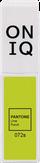 ONIQ Гель-лак для ногтей PANTONE 072s, цвет Lime punch OGP-072s
