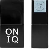 ONIQ Гель-лак для ногтей HAZE: Grayish Blue OGP-088