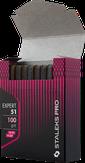 Сталекс Набор сменных файлов для пилки короткой (шлифовщик на пенной основе) Expert 100 грит (10 шт)