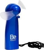 BePerfect Мини-вентилятор (синий)