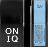 ONIQ Гель-лак для ногтей PANTONE 036, цвет Island paradise OGP-036