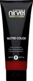 Nirvel Nutre Color Цветная гель-маска, цвет кармин 200 мл. 6708