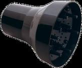 Dewal Диффузор пальчиковый DOCCIA для фенов 03-001, 03-120, 03-110, 03-106, 03-8800 03-DOCCIA