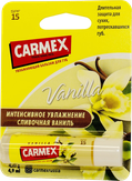 Carmex Lip Balm Vanilla Stick Бальзам для губ, аромат ваниль (карандаш) 4,25 гр.