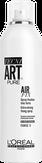 Loreal TECNI.ART 19 AIR FIX Спрей моментальной фиксации для волос 400 мл.