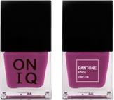 ONIQ Лак для ногтей с эффектом геля PANTONE Phlox ONP-314