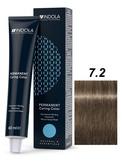 Indola Natural&Essentials 7.2 Крем-краска Средний русый перламутровый 60мл