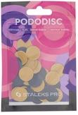 Сталекс Сменные файлы для педикюрного диска Pododisc Pro XS 80 грит (50 шт.)