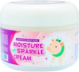 Elizavecca Moisture Sparkle Cream Увлажняющий крем для сияния кожи 100 мл.