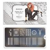 MoYou London Пластина для стемпинга Biker 06