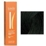 Londa Ammonia Free Интенсивное тонирование 2/0 черный 60 мл.