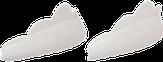 Novel Силиконовые накладки для ламинирования, размер L