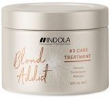 Indola Blond Addict Маска для окрашенных и обесцвеченных волос 200 мл.
