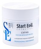 Start Epil Скраб против вросших волос с экстратами морских водорослей 300 мл