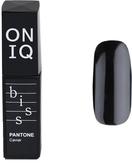 ONIQ Гель-лак для ногтей PANTONE 042s, цвет Caviar OGP-042s