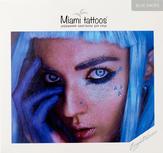 "Miami Tattoos Клеящиеся кристаллы для лица Crystalzzz ""Drops in Blue"""