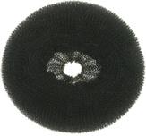 Dewal Валик для прически, сетка,черный d14 см.
