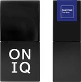 ONIQ Гель-лак для покрытия ногтей Pantone: True Blue