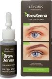 BrowXenna Хна для бровей, цвет № 104 горький шоколад (флакон)